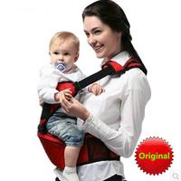 Waist stool Walkers Holding waist belt baby carrier Hipseat Belt kids Infant hip Seat sling harness double-shoulder stool