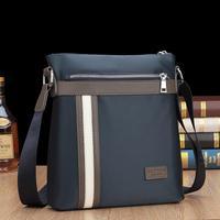 2014 New men's fashion casual Oxford cloth Waterproof brand one shoulder bag messager bag bolsa hombres sacs bolso free shipping
