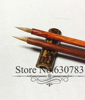 Hot sale Chinese Brush,Newest small Ink brush for Artist Painting with Redwood and Weasel hair Free shipping