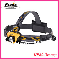Fenix HP05 Cree XP-G R5 LED 3 x AA 350 Lumens Professional Waterproof Climbing Cycling Hiking Fishing Headlamp Flashlight Torch