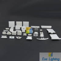 DHL/FEDEX/EMS Free shipping- extra end caps for Aluminium Profile Led--Min order amount USD 100