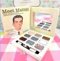 Free Shipping new makeup  The Matt 9 Colors matte Eyeshadow Palette  9.5g (20 Pieces/Lot )