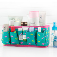 Cosmetics storage box stationery finishing box desktop sundries multifunctional storage box finishing box