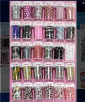 Cool 10pcs/lot 57Design For choose2014 new arrival nail supplier decoration nail art Transfer foil sticker