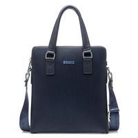 2014 men's Luxury casual European style Vertical section Scrub business shoulder bag handbag bolsa bolso sacs free shipping