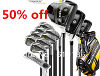 2014 men's complete set of clubs.The product quantity as shown: 13 pieces.new year promotion golf products,free shipping,cheape