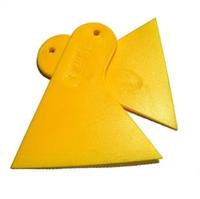2 pieces/lot Film tools car film scraper high temperature resistant small spatula carbon paper scraper car scraper Free shipping