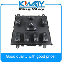 NEW Electric Power Window Master Control Switch 1638206610 For Mercedes Benz 1998-2003