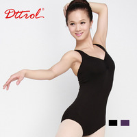 Calls adult dance female ballet leotard shaping services cross-strap straitest spaghetti strap coverall