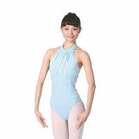 Dance clothes dance supplies a adult women's coverall leotard