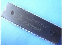 10PCS ICL7107 ICL7107CPLZ DIP-40