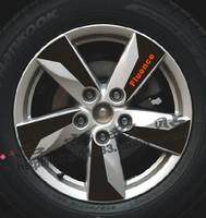 Renault fluence rim felly carbon fiber refires rim c