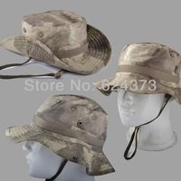A-TACS Camo Camouflage Military Boonie Hunting Army Fish Bucket Jungle Cap Hat
