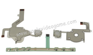 volume flex cable start home cable volume buttom flex cable for PSP2000(China (Mainland))