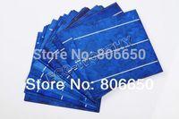40pcs  6x6 Poly Soalr Cells 3 Bars& DIY 160 w Solar Panel&Free Shipping