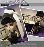 Audrey Hepburn afternoon tea custom humanoid furnishing articles Tang Guo small cloth free shipping