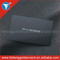China manufacture wholesale price custom OEM design logo printing metal business card