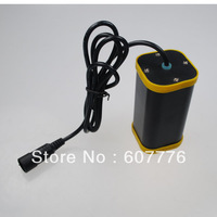 Black Color 8.4V 4*18650 Battery Pack for Bicycle Light