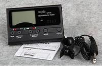 2014 Hot ! 20pcs Electronic Digital 3 in 1 LCD Violin Guitar Metronome Tone Generator Tuner Freeshipping Drop shipping MT-80