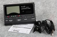 2014 Hot ! 3pcs Electronic Digital 3 in 1 LCD Violin Guitar Metronome Tone Generator Tuner Freeshipping Drop shipping MT-80