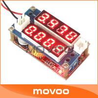 DC Adjustable Power Supply DC 5V-30V to 0.8V-29V 5A Constant Voltage Current Charger  2in1 Volt Amp Meter Regulator