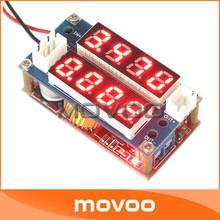 DC ajustável fonte de alimentação DC 5V- 30V para 0.8V - 29V 5A tensão constante reguladores de corrente Carregador 2em1 Volt Amp Medidor(China (Mainland))