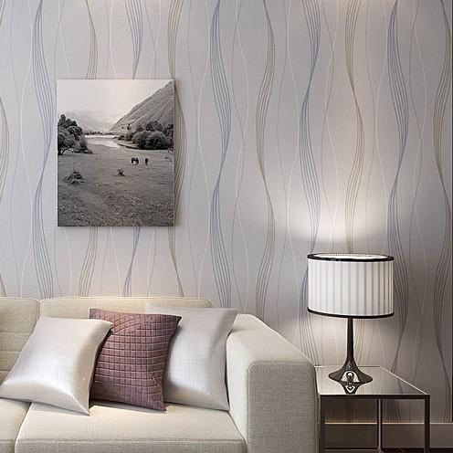 Rev tements muraux design promotion achetez des for Papier peint pour salon moderne