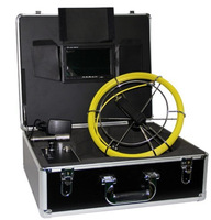 """30M Sewer Waterproof Camera Pipe Pipeline Drain Inspection System 7""""LCD DVR   camera system Video Camera"""
