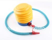 Free Shipping 5'' Foot Balloon Air Pump Latex Balloon Inflator