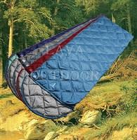 Free Shipping Low Price High Quality Nice Performance Well Insulation 3-Season Duck-Down Camping Trekking Envelope Sleeping Bag