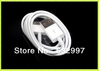 20pcs/lot  Sync USB Cable for IPhone 4S 4G 3GS for Ipod  Free shipping