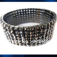 Free shipping DZS003 Duoying Jewelry Factory  Fashion Wide Decoration Bracelet Hot Sale