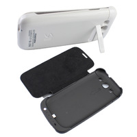 3200mAh External Extended Battery Power Bank Case Cover For Samsung Galaxy SIII S3 i9300