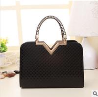 2014 Limited Promotion Silt Pocket Zipper Women Fashion Autumn Female Handbag Cross-body Women's Elegant Exquisite Bags Trend