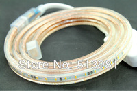 2m 120 LED 3014 SMD 220V flexible light 120 led/m,LED strip, white/warm white free shiiping free Power supply plug