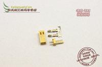 Kf2510 2.54mm connector set plug straight needle terminal kf2510-2p