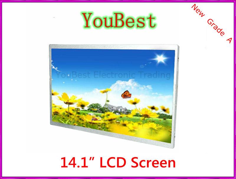 Display For HP COMPAQ 487434-001 1280 x 800 14.1 inch Laptop LCD Screen WXGA(China (Mainland))