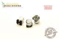 Cropland bridge smd aluminum electrolytic capacitor 16v 47uf volume 5 5.4mm