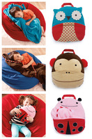 Newborn Products Wram Cartoon Fleece Baby Blanket Travel Blanket Picnic Blanket Baby Sleeping Blanket can Fold into a Backpack