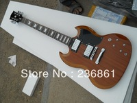 Best Top Musical instruments High Quality G SG-400 SG Brown Electric Guitar