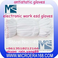 free shipping 100pair/lot anti static gloves electronic work esd gloves