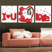 Print cross stitch new arrival romantic happy series