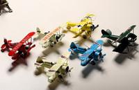 Aircraft models/Retro model/A set of 6