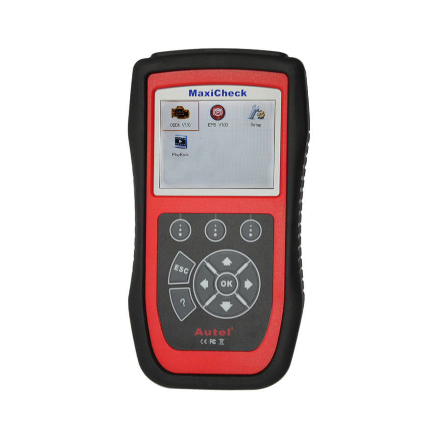 Autel MaxiCheck EPB auto brake pad Special Application Diagnostics tool EPB Brake Pads Replacement and Recalibration EPB tool(China (Mainland))