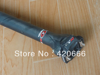 NEW  full carbon fiber seatpost MTB/road seat post bike parts bicycles parts 27.2/30.8/31.6*400mm