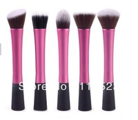Free Shipping 5 Pcs Concealer Brushes Dense Powder Blush Brush Cosmetic Makeup Tool