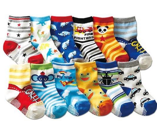 Носки для девочек 24pcs