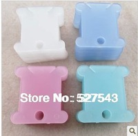 Free shipping colorful plastic cross stitch threading board  DIY tools 320pcs/lot