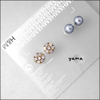 2 - Stud earring set