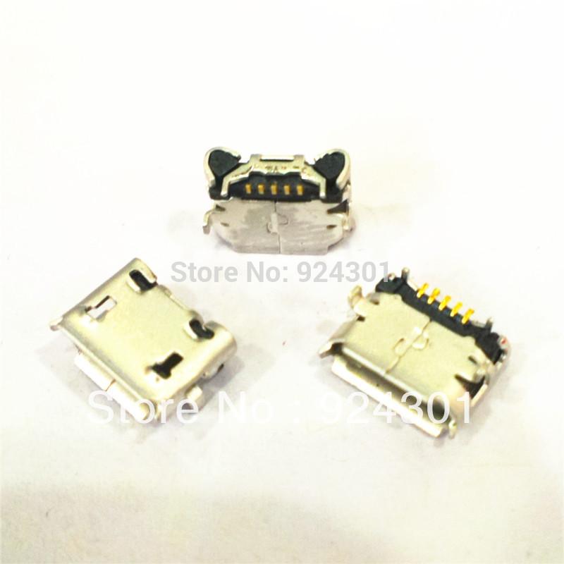 10 pcs MICRO USB Ox horn type 5pin(China (Mainland))